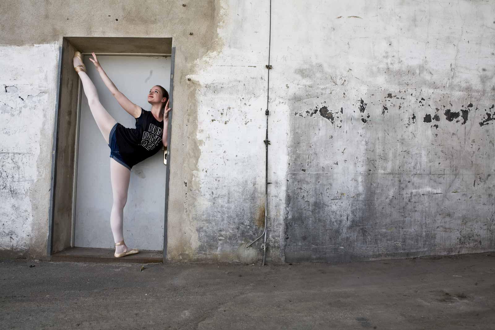 Ballettänzerin von Planetpixl - Fotograf aus Bamberg
